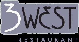 3 West Restaurant logo